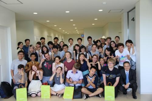 TUJP   Tohoku University